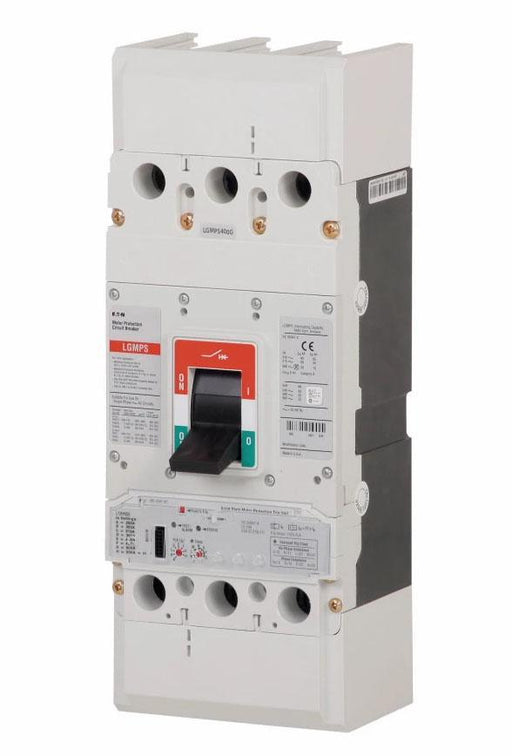 LGMPS400G - Eaton Cutler Hammer 400 Amp 3 Pole 600 Volt Molded Case Circuit Breaker