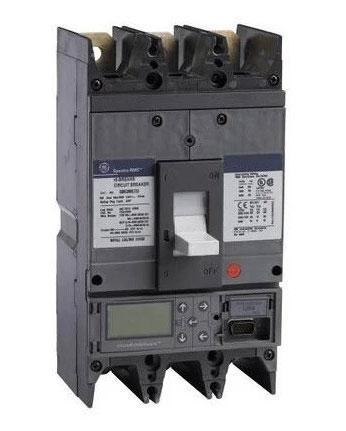 SGHC3601L3XX - General Electric 150 Amp 3 Pole 600 Volt Bolt-On Molded Case Circuit Breaker