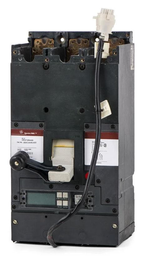 SKHC3608L4XX - General Electric 800 Amp 3 Pole 600 Volt Bolt-On Molded Case Circuit Breaker