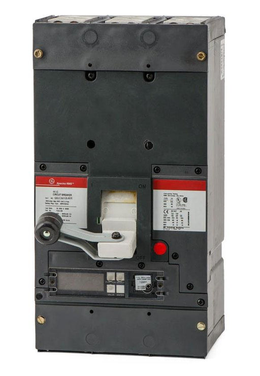 SKLC3612L4XX - General Electric 1200 Amp 3 Pole 600 Volt Bolt-On Molded Case Circuit Breaker
