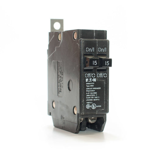 DNBA1515 - Cutler-Hammer Twin Two 15 Amp Single Pole Circuit Breaker