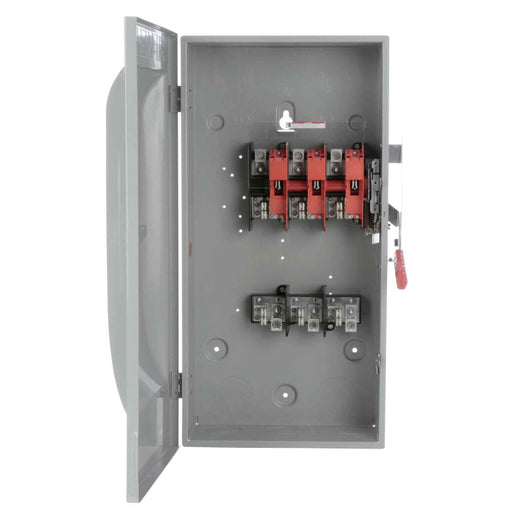 HF364 - Siemens 200 Amp 3 Pole 600 Volt Disconnect Safety Switches