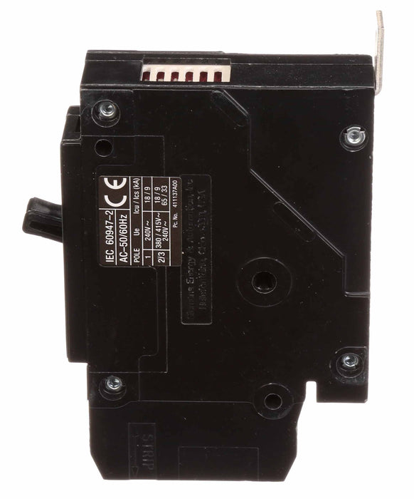 BQD6140 - Siemens 40 Amp 1 Pole 347 Volt Bolt-On Molded Case Circuit Breaker