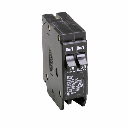 BD1520 - Eaton Cutler-Hammer 20 Amp 1 Pole 120 Volt Plug-On Circuit Breaker