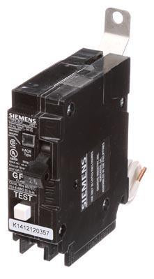 BF125 - Siemens 25 Amp 1 Pole 120 Volt Molded Case Circuit Breaker