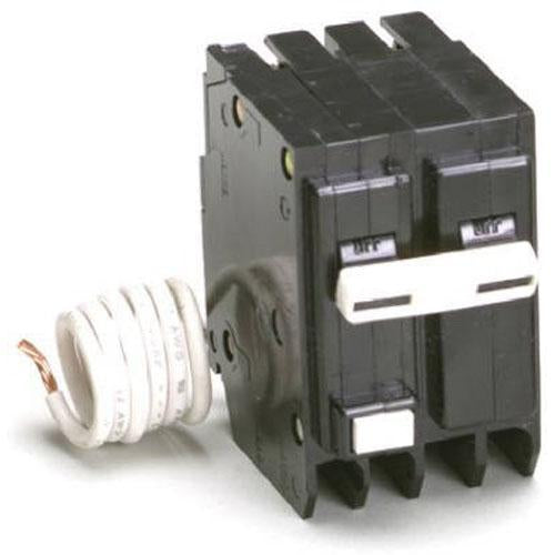 BQGF220 - Eaton Cutler-Hammer 20 Amp 2 Pole 120 Volt Bolt-On Ground Fault Circuit Breakers