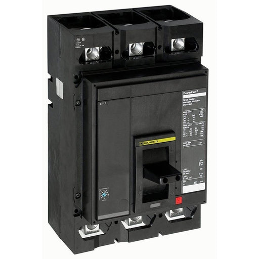 MGL36300 - Square D 300 Amp 3 Pole 600 Volt Solid State Molded Case Circuit Breaker