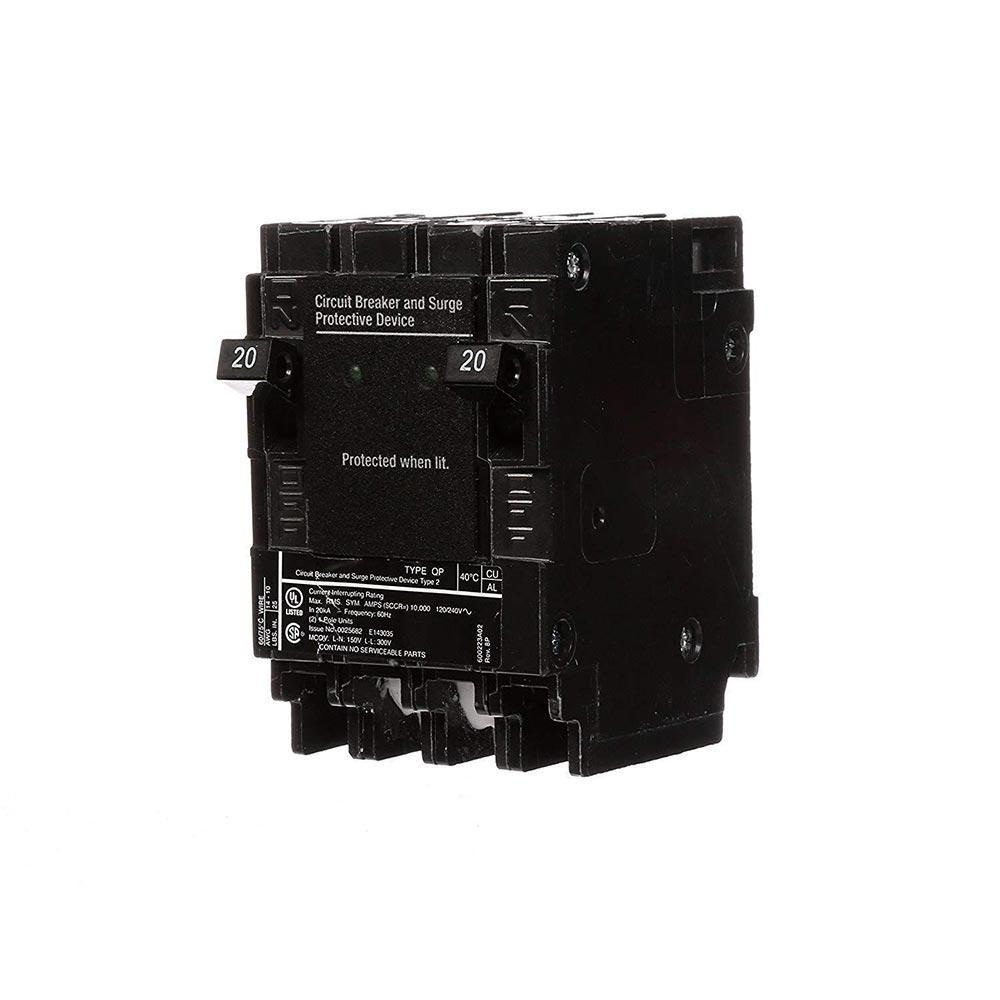 QSA2020SPD - Siemens 20 Amp Whole House Surge Protector