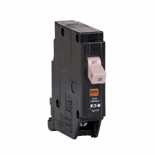 CHF130 - Eaton Cutler-Hammer 30 Amp 1 Pole 240 Volt Plug-In Circuit Breaker