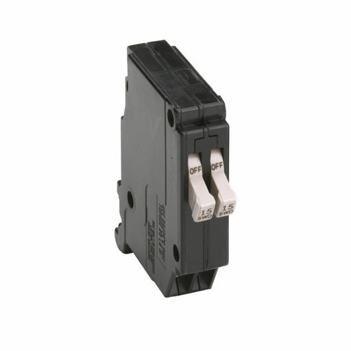 CHT1515 - Eaton Cutler-Hammer 15 Amp 1 Pole  Volt Plug-In Circuit Breaker