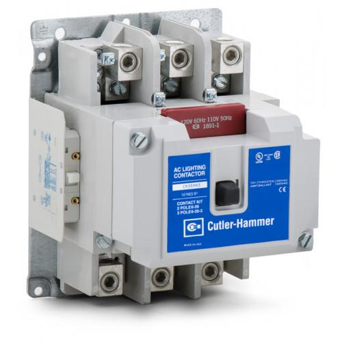 CN35NN3AB - Eaton Cutler-Hammer 200 Amp 3 Pole 600 Volt Electrically Held Lighting Contactor
