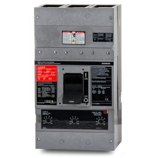 CND63B100 - Siemens 1000 Amp 3 Pole 600 Volt Bolt-On Molded Case Circuit Breaker