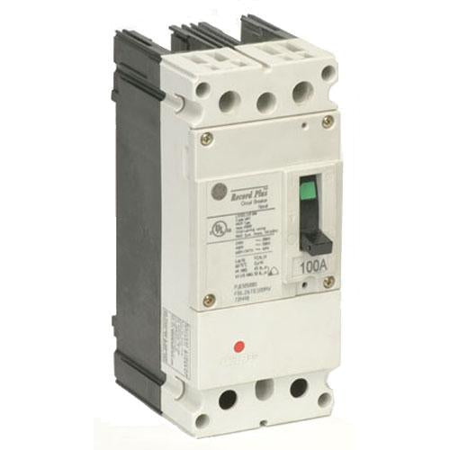 FBN26TE050RV - GE 50 Amp 2 Pole 600 Volt Molded Case Circuit Breaker