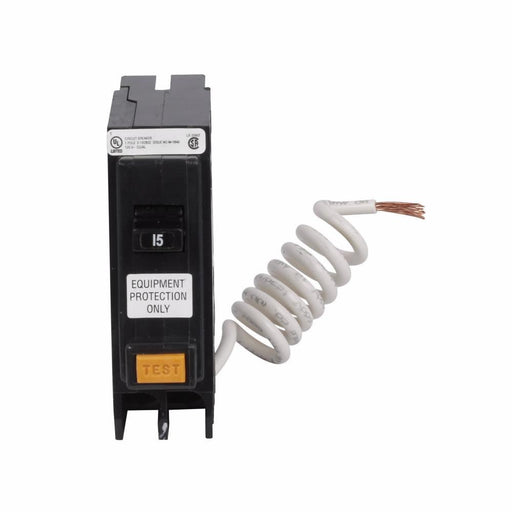 GFEP115 - Eaton Cutler-Hammer 15 Amp 1 Pole 120 Volt Ground Fault Circuit Breaker