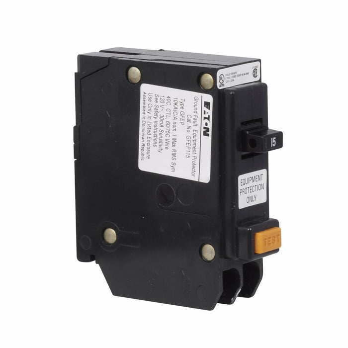 GFEP220 - Eaton Cutler-Hammer 20 Amp 2 Pole Ground Fault Equipment Protection Circuit Breaker