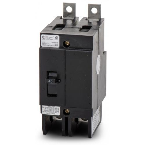 GHB2045 - Eaton Cutler-Hammer 45 Amp 2 Pole 480 Volt Bolt-On Circuit Breaker