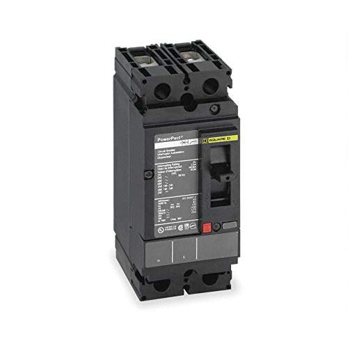 HDL26150 - Square D 150 Amp 2 Pole 600 Volt Plug-In Molded Case Circuit Breaker