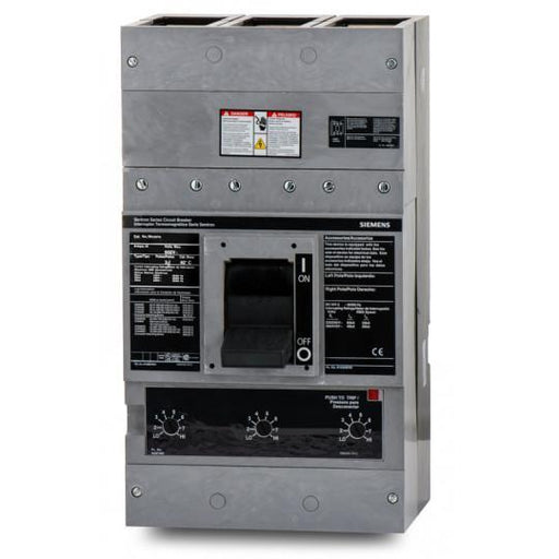 HRD63F200 - Siemens 2000 Amp 3 Pole 600 Volt Bolt-On Molded Case Circuit Breaker
