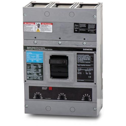 JXD63B300H - Siemens 300 Amp 3 Pole 600 Volt Bolt-On Molded Case Circuit Breaker