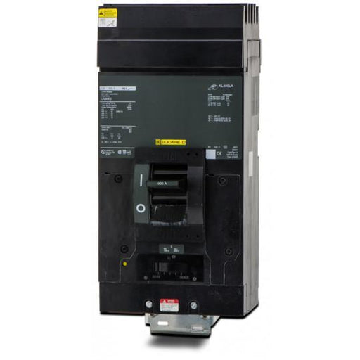 LA36175 - Square D 175 Amp 3 Pole 600 Volt Plug-In Molded Case Circuit Breaker