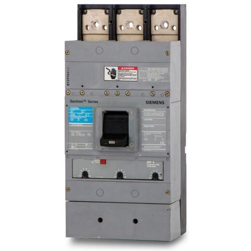 LMXD63B800 - Siemens 800 Amp 3 Pole 600 Volt Bolt-On Molded Case Circuit Breaker