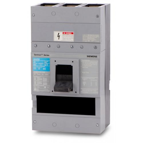 MD63F800 - Siemens 800 Amp 3 Pole 600 Volt Molded Case Circuit Breaker Frame