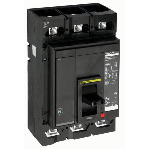 MJL36600 - Square D 600 Amp 3 Pole 600 Volt Molded Case Circuit Breaker