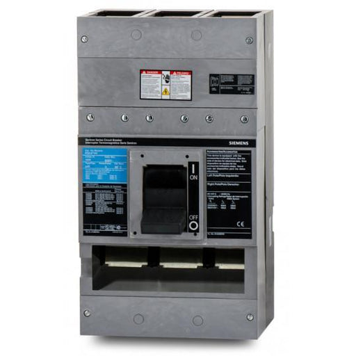 PD63F160 - Siemens 1600 Amp 3 Pole 600 Volt Molded Case Circuit Breaker Frame