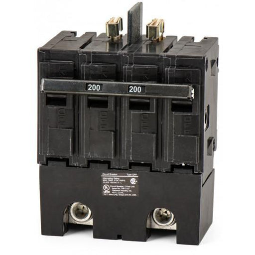 Q2200B - Siemens 200 Amp 4 Pole 240 Volt Molded Case Circuit Breaker
