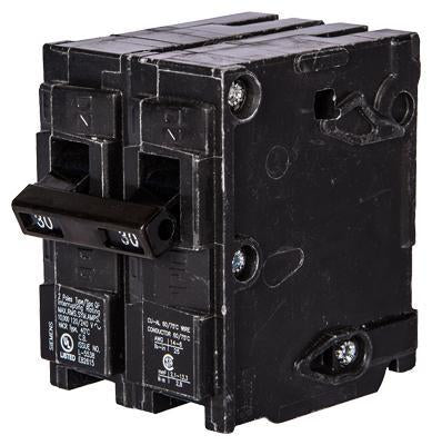 Q250H - Siemens 50 Amp 2 Pole 240 Volt Molded Case Circuit Breaker