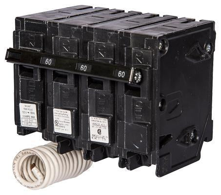 Q34000S01 - Siemens 40 Amp 3 Pole 240 Volt Molded Case Circuit Breaker