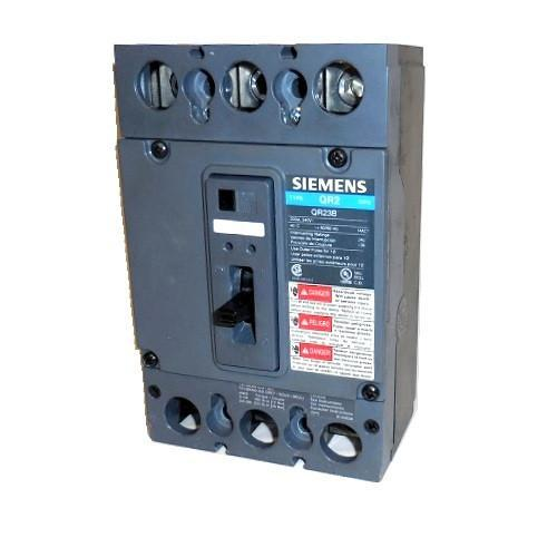 QR23B225 - Siemens 225 Amp 3 Pole 240 Volt Bolt-On Molded Case Circuit Breaker