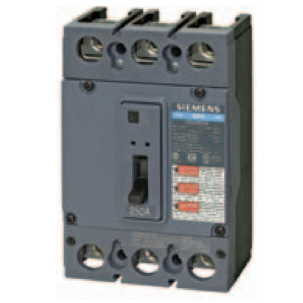 QRH23B200 - Siemens 200 Amp 3 Pole 240 Volt Bolt-On Molded Case Circuit Breaker