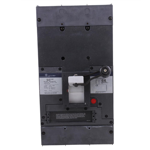 SKDA36AN1200 - GE 1200 Amp 3 Pole 600 Volt Bolt-On Molded Case Circuit Breaker