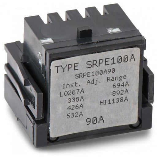 SRPE100A90 - GE 90 Amp 3 Pole 600 Volt Molded Case Circuit Breaker Rating Plug
