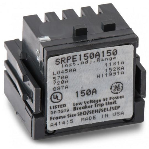SRPE150A150 - GE 150 Amp 3 Pole 600 Volt Molded Case Circuit Breaker Rating Plug