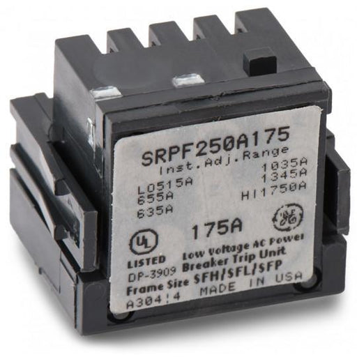 SRPF250A175 - GE 175 Amp 3 Pole 600 Volt Molded Case Circuit Breaker Rating Plug