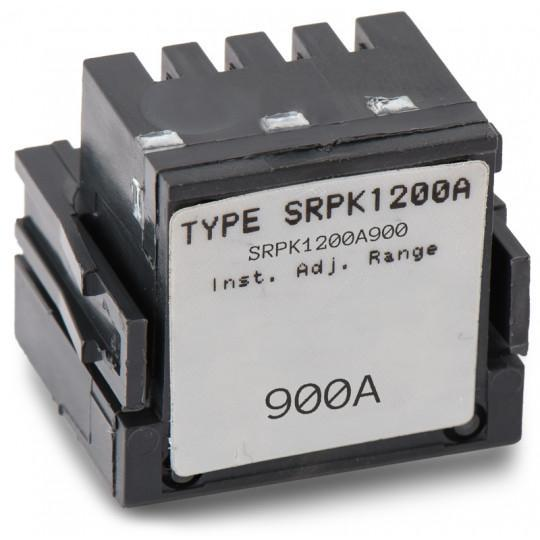 SRPK1200A900 - GE 900 Amp 3 Pole 600 Volt Molded Case Circuit Breaker Rating Plug