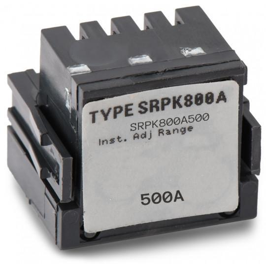 SRPK800A500 - GE 500 Amp 3 Pole 600 Volt Molded Case Circuit Breaker Rating Plug