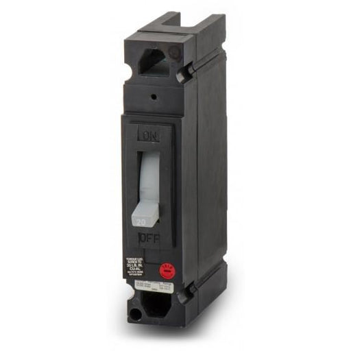 TEB111020WL - GE 20 Amp 1 Pole 120 Volt Molded Case Circuit Breaker General Electric Lug