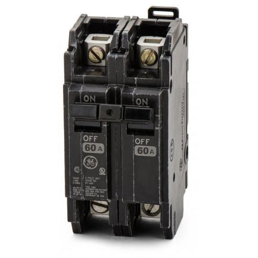 THQC2160WL - GE 60 Amp 2 Pole 240 Volt Molded Case Circuit Breaker