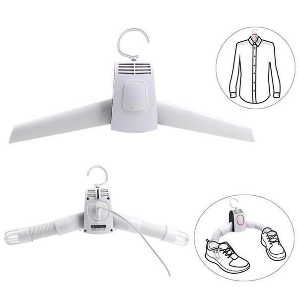 Portable Clothes Hanger Dryer-Home & Garden-airvog.com-US PLUG(without shoes dryer)-airvog