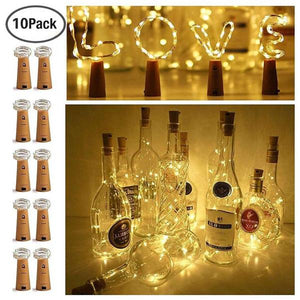 DIY Bottle Lights Artwork Unique Handcrafts-Home & Garden-airvog.com-BEST SALES-10 PACKS ($2.99 PER PACK)-airvog