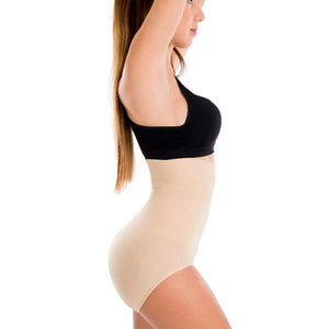 Ultra-Thin High Waist Shapewear Panty-Clothes & Accessories-airvog.com-BLACK-M-airvog