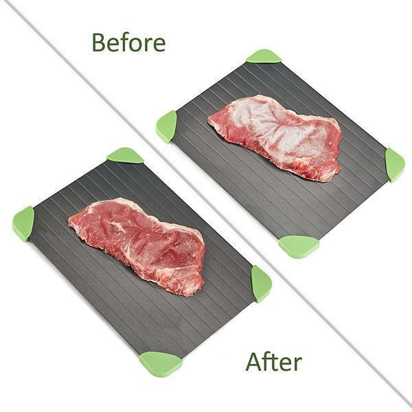 Fast & Miracle Home Fast Defrosting Tray-Kitchen & Household-ggfeelings.com-
