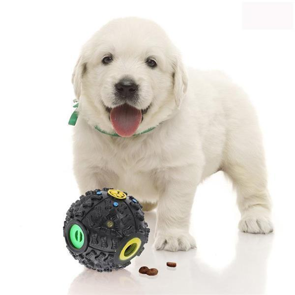 Feeding Ball Sound Puzzle Pet Dog Toy-Dog Toys-ggfeelings.com-