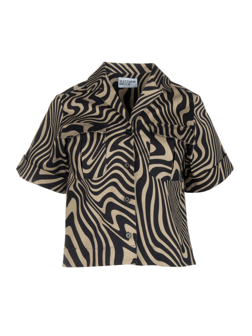 Safari Cotton Twill Shirt