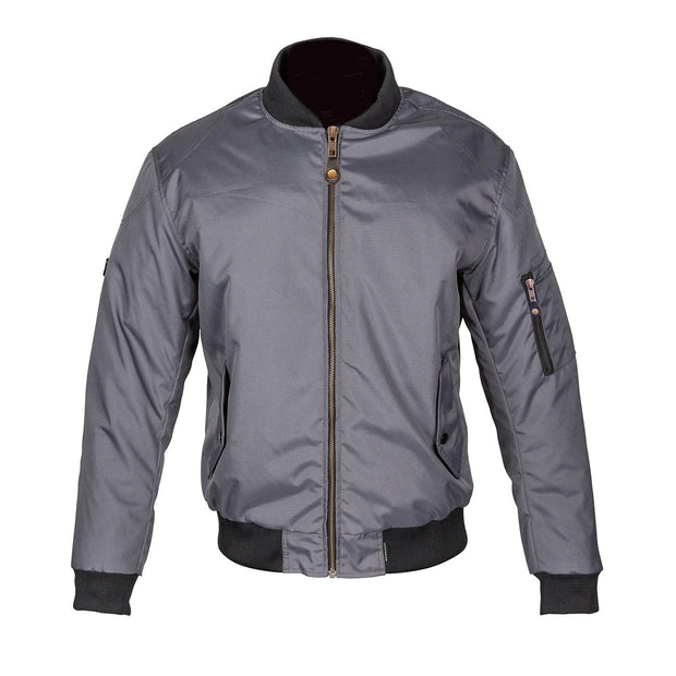 Spada Air Force 1 CE Jacket, Platinum - Foxxmoto