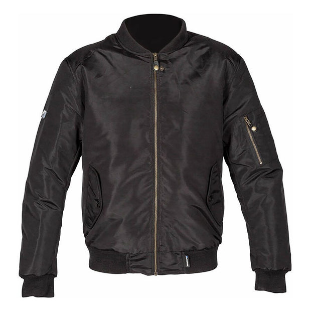 Spada Air Force 1 CE Jacket, Black - Foxxmoto
