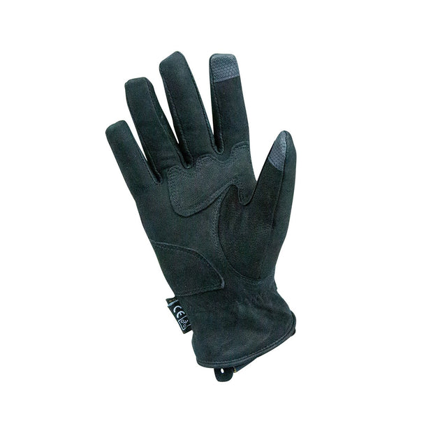 Garibaldi Urbe KP, Leather Motorcycle Gloves - Foxxmoto